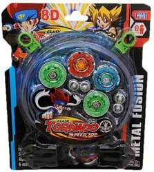 Plastic And Metal Beyblade