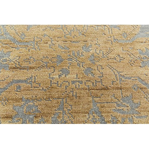 Jaipur Rugs Hand Knotted Wool Grey And