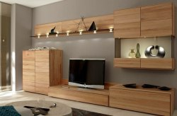 OWn Plywood TV Cabinet, For Home, Warranty: 1 Year