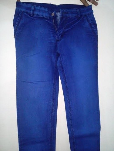 Silky Cotton Stretchable Denim Jeans