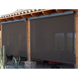 Outdoor PVC Blind
