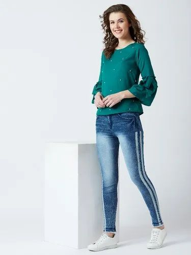 The Dry State Women''s Rayon Top G 419