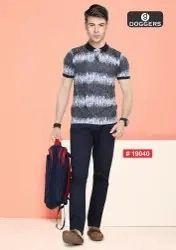 Men''s Polo Printed  T-Shirts