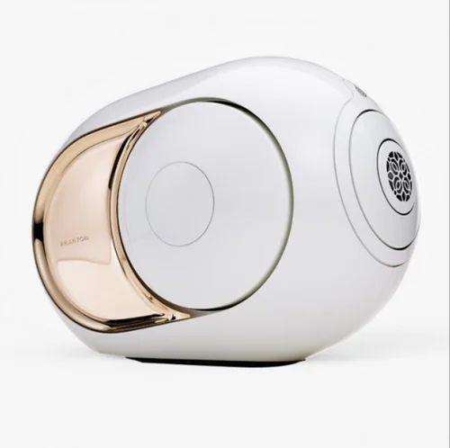 Devialet Gold Phantom Bluetooth / Wireless Speaker Implosive Sound