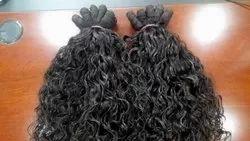 Hair King Unprocessed Natural Indian Human Spring Wavy Hair