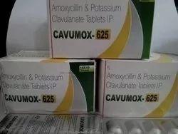 Amoxycillin 500mg and Potassium Clavulanic Acid 125 mg Tablet