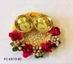 Decorative Kumkum Holder (FC-KK10)