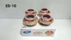 Shagun Ki Matki Diya (Set Of 4)