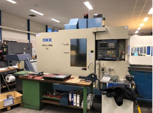 1998 OKK PCV-55 Vertical Machining Center - Saibaba Machine