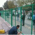 Expanded Metals Screening for Fences
