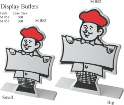 Display Butlers