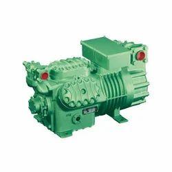 Blue Cold 10 HP Bitzer Compressor