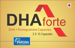 DHA Pomegranate Capsules
