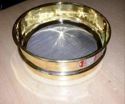 Round Brass Frame Sieves