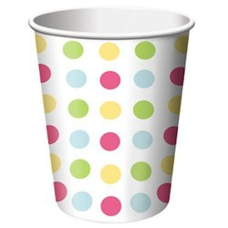 Printed Paper Glasses, Capacity Gram: 140 Gsm To 330 Gsm, Size: 65 Ml To 450 Ml