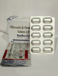 Ofloxacin & Ornidazole Tablet IP