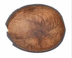 Natural Wood Coconut Shell Bowl