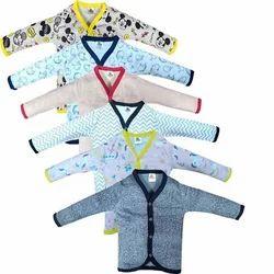 Baby Full Sleeve Top jhabla printed 0-24 months