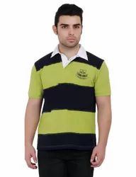 Promotional Embroidered T Shirt for Men''s