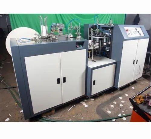 KEW Thermocol Paper Cup Making Machine, 3.5 Kva, 220 V
