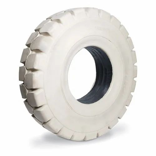 Forklift Non Marking Solid Tyre at Rs 4500/piece | Non Marking Solid Tyre | ID: 20878763612