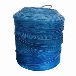 Blue Plastic Twine