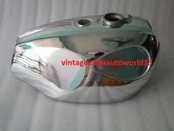 New Bsa A65 Spitfire ,Firebird Chrome Gas Fuel Petrol Tank 1960'S