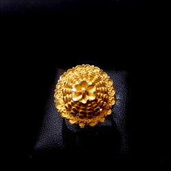 Gold Ring Daily Wear
