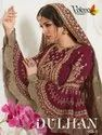 Exclusive Embroidery Palazzo Suit