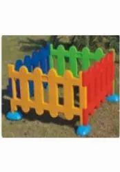 Plastic Small Fence