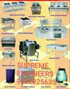 Supreme Manufacturer Kitchen Equipment
