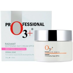 O3 Radiant Whitening Day Cream Spf-30 (50gm)