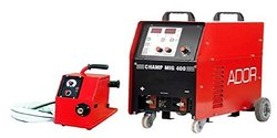 Inverter Based GMAW Process Welding Outfit - Champ Mig 400