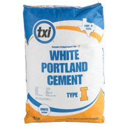 FMCS Certification For White Portland Cement
