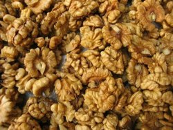 Brown Walnut Kernel