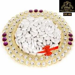 Shree Varnika 6 Month Silver Coated Almond, Packaging Size: 5 Kg, Packing Size: 100 - 5000 Gram