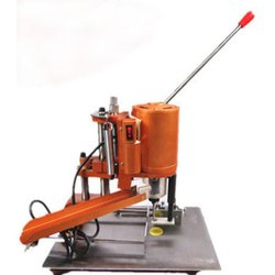Orange Okoboji Electric Drill Machine