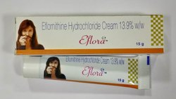 Eflora Cream, Eflornithine