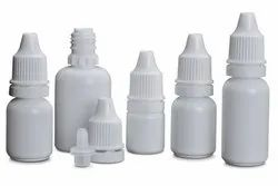 Plastic Eye Dropper Bottle