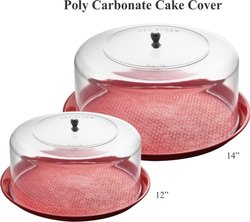 Polycarbonate Cake Cover