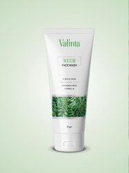 Valinta Neem Face Wash, Pack Size: 70 mL