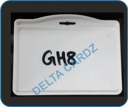 Chemical School ID Card Holder Gh8