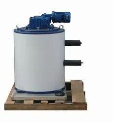 1 Ton Per Day Flake Ice Evaporator