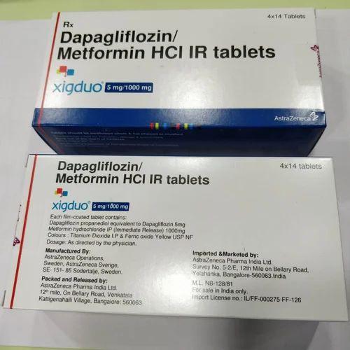 Diabetes Medicines - Empagliflozin Metformin HCL Jardiance