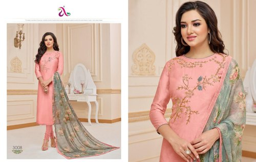 a96e63dea1 Cotton Angroop Plus Present Suit, Rs 475 /piece, Vastradeal India ...