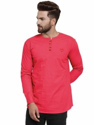 Elegant Men's Cotton Kurtas