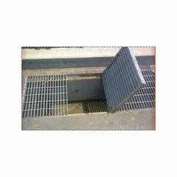 MS Manhole Gratings