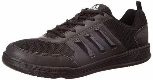 Mesh Black School Shoes Adidas, Bd6838