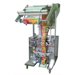 H. Seal Pneumatic Pouch Packing Machine