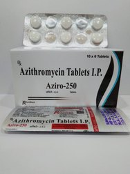 Aziro Azithromycin Tablet IP